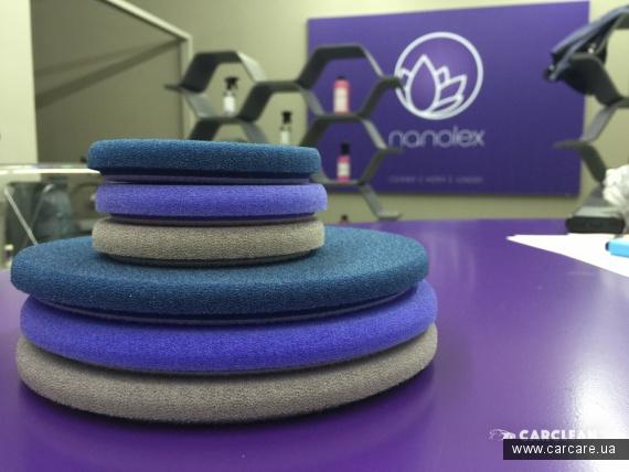 Полировочные круги от Nanolex