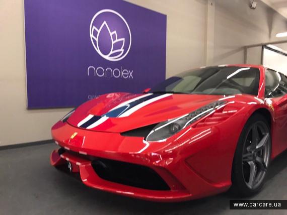 Семинар Nanolex Super Car