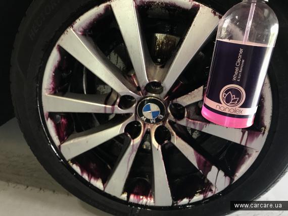 глубокая чистка и восстановление дисков от Nanolex